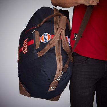 M. Delaney Travel bag navy blue