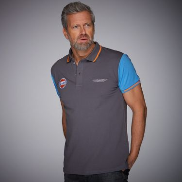New Sport Polo anthrazit
