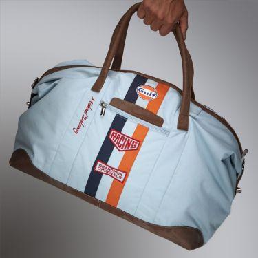 Michael Delaney Travel bag gulf blue