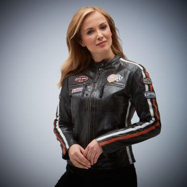 Gulf Lady Racing Jacket black