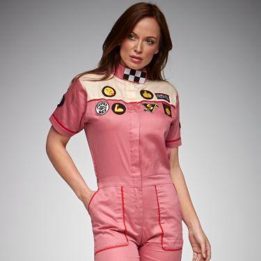 Emojy Jumpsuit pink