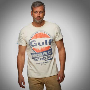 Oil Racing T-Shirt cream