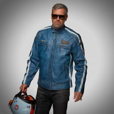 Classic Race Jacket navy blue