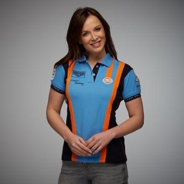 Lady Gulf Racing Team Polo cobalt