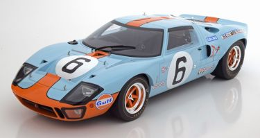 Gulf GT 40 1969 1:12