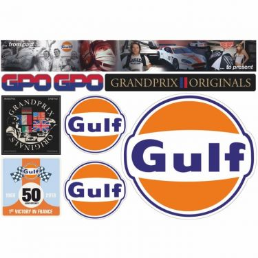 I Love GPO Sticker