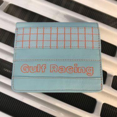 Gulf Racing contrast Wallet light blue